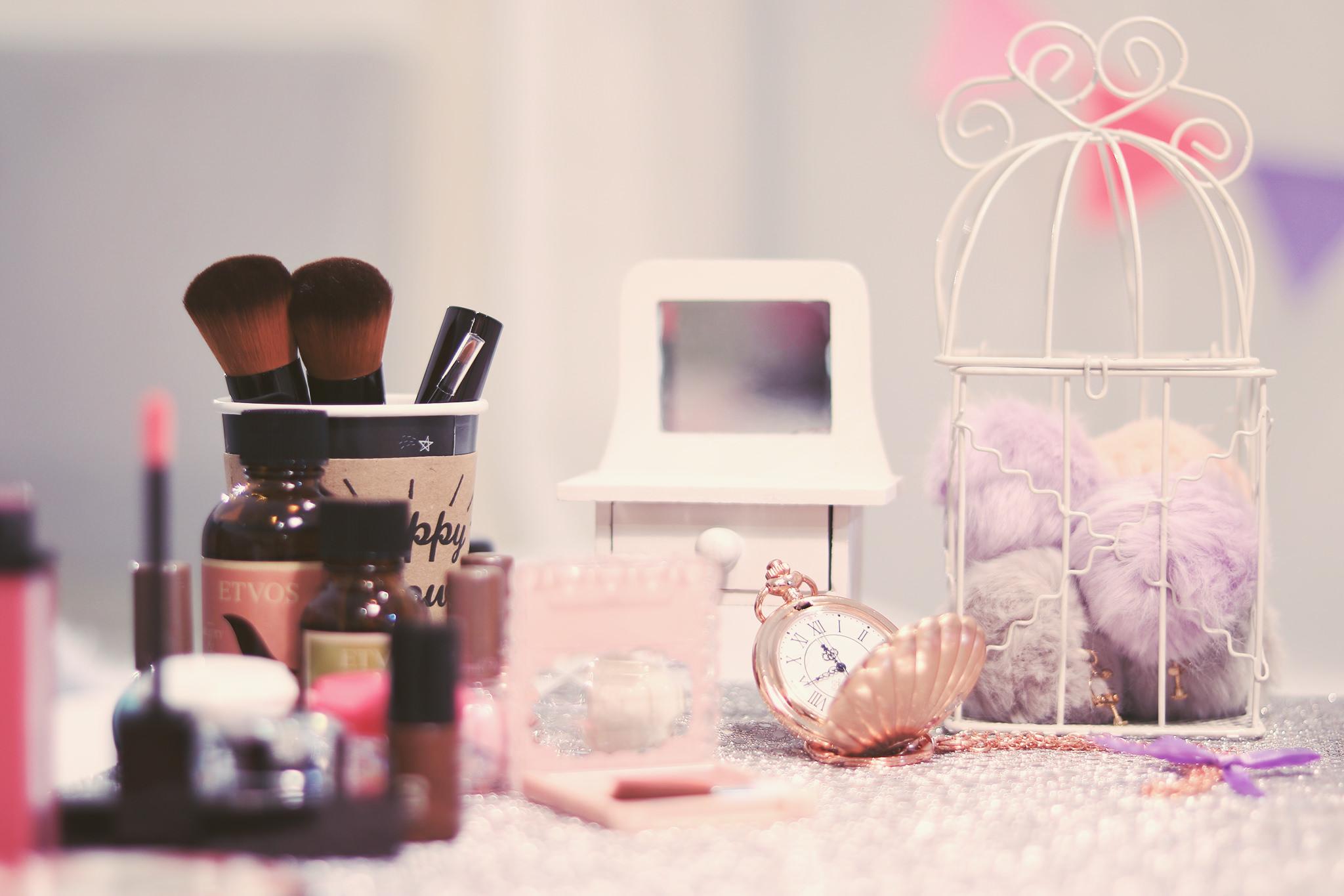 無料で化粧品などを手に入れて美容代を抑える方法